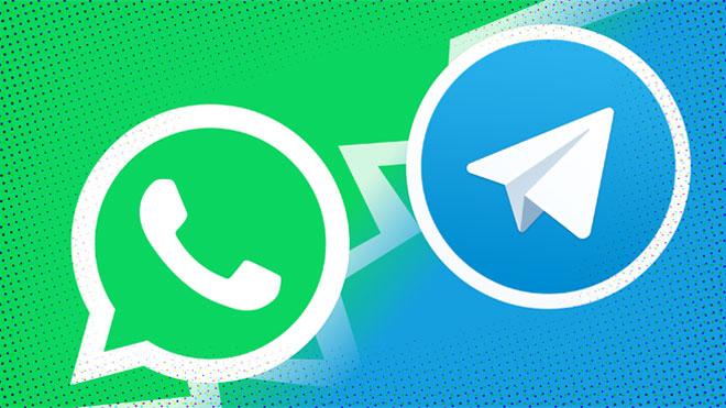 telegram'a whatsapp sohbet geçmişi nasıl aktarılır?